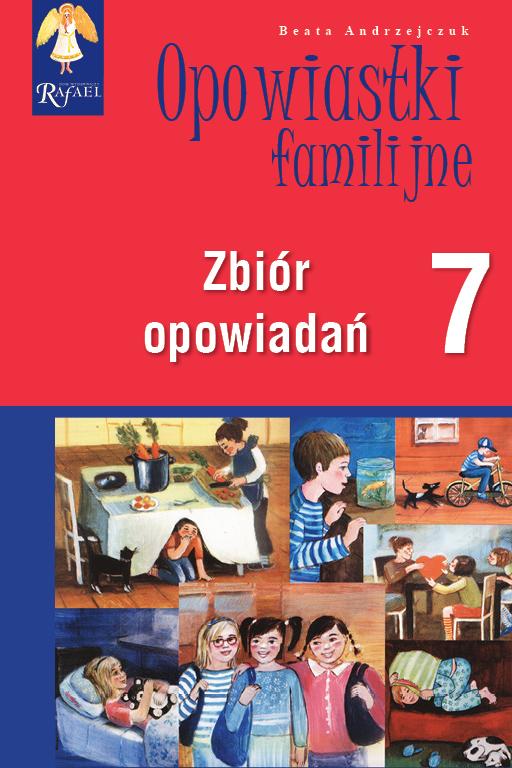 Opowiastki familijne (7) - zbiór opowiadań