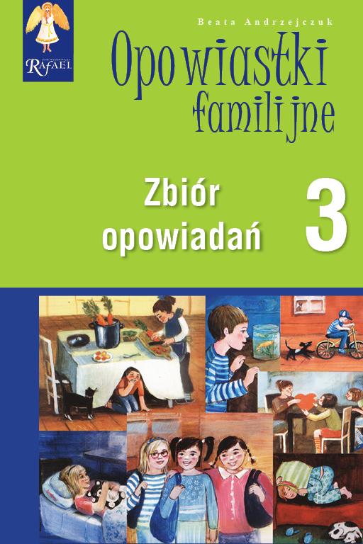 Opowiastki familijne (3) - zbiór opowiadań