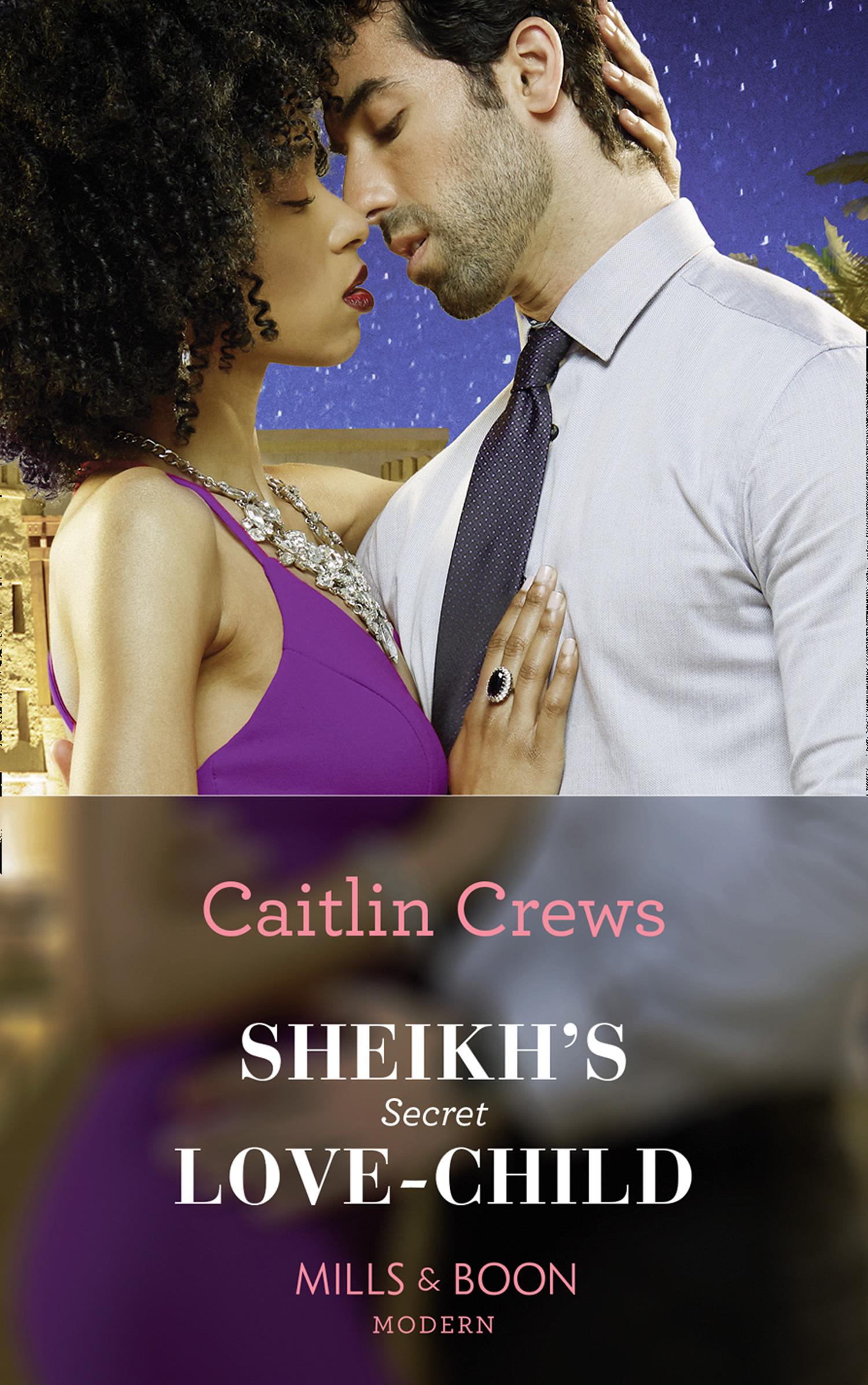 Sheikh\'s Secret Love-Child